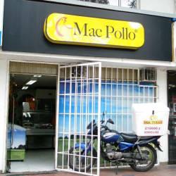 Mac Pollo Chicó en Bogotá