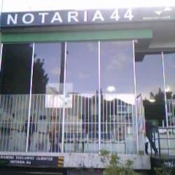 Notaría 44 - Carrera 15 con 96 en Bogotá