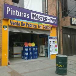 Pinturas Master Pro en Bogotá