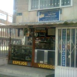 Vidrios y Espejos Luis XV  en Bogotá