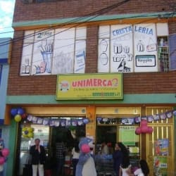 Unimerca en Bogotá