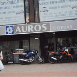 Auros Copias Chicó en Bogotá