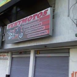 Vehymotos en Bogotá