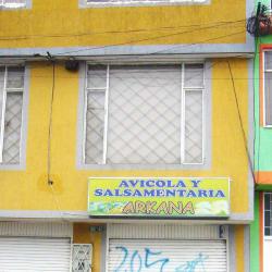 Avícola y Salsamentaria Arkana en Bogotá