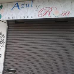 Azul y Rosa Boutique en Bogotá