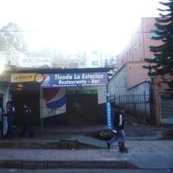 Tienda La Estación en Bogotá