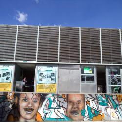 Baños Públicos y Parqueaderos Gratuitos para Bicicletas en Bogotá