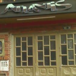 Bar Atlantis en Bogotá