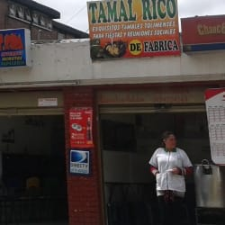 Tamal Rico Punto De Fabrica en Bogotá