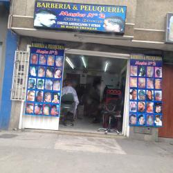 Barbería Y peluquería Máster en Bogotá