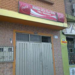Bodegas Coca Cola Femsa en Bogotá