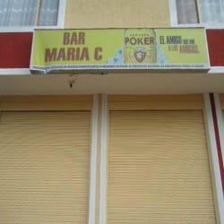 Bar Maria C en Bogotá
