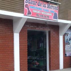 Bazar de la Merced  en Bogotá