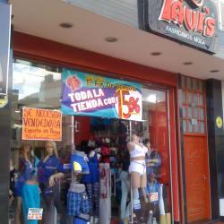 Tavis en Bogotá