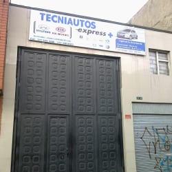 Tecniautos Express  en Bogotá