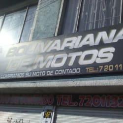 Bolivariana de Motos en Bogotá