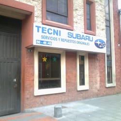 Tecni Subaru en Bogotá