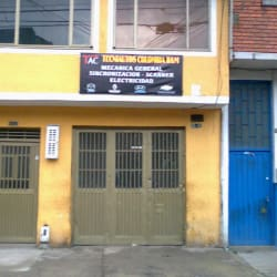 Tecniautos Colombia B y M en Bogotá