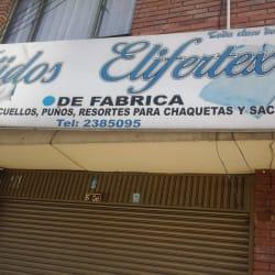 Tejidos Elifertex en Bogotá