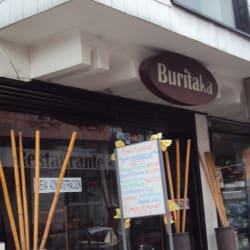 Buritaka Restaurante Café en Bogotá