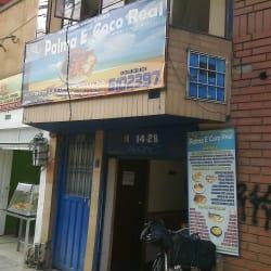 Palma E' Coco Real en Bogotá