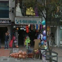 Cacharrerías y Remates El Gran Rebajón en Bogotá