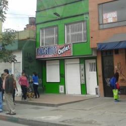 Factory Outlet en Bogotá