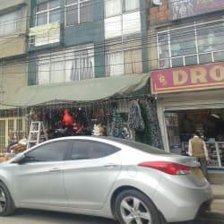 Tienda Fascinate en Bogotá