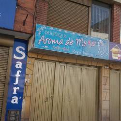 Boutique aroma de mujer en Bogotá