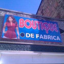 Boutique de fabrica en Bogotá