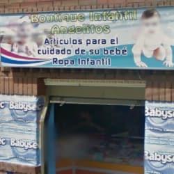Boutique Infantil Angelitos en Bogotá