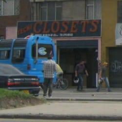 Tecni Closets en Bogotá