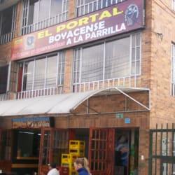 El Portal Boyacense  en Bogotá
