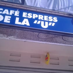 Café Express de la u  en Bogotá