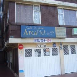 Café Internet Arca Net  en Bogotá