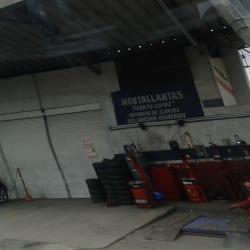 Servicentro Puerto López  en Bogotá