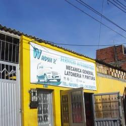 Servicio Automotriz Wagon R en Bogotá