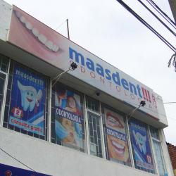 Odontología Maasdent en Bogotá