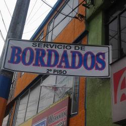 Servicio de Bordados en Bogotá