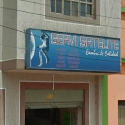 Servi Satélite en Bogotá