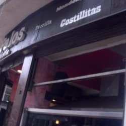 Palos Parrilla en Bogotá
