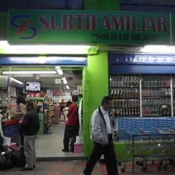Autoservicio Surtifamiliar en Bogotá
