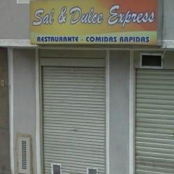 Sal y Dulce Express en Bogotá