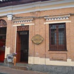 Restaurante Ambrosía Café en Bogotá