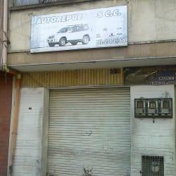 Autorepuestos C.C en Bogotá