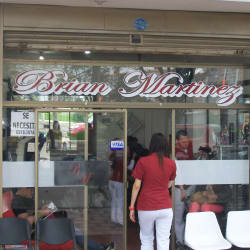 Brian Martinez en Bogotá