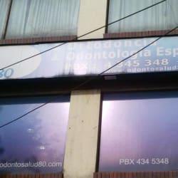 Odontosalud 80 en Bogotá