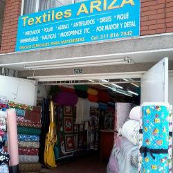 Textiles Ariza en Bogotá