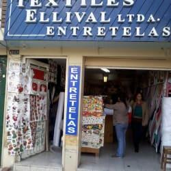 Textiles Ellival Ltda en Bogotá