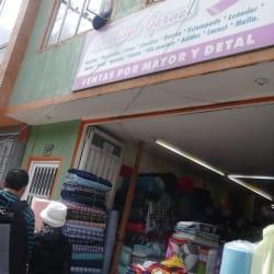Textiles Gervel en Bogotá